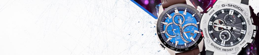 Casio Banner