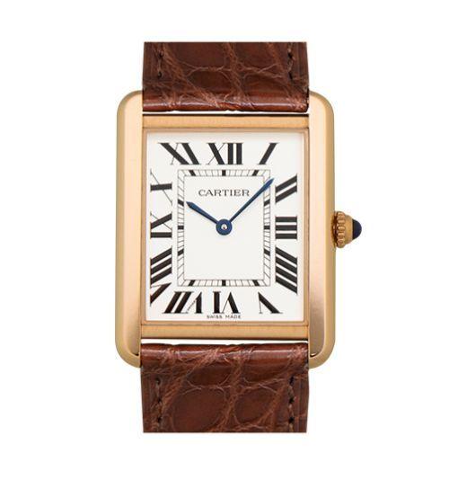Rectangular Watches