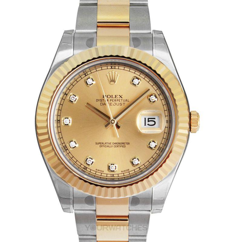 Rolex Datejust 116333/1 G
