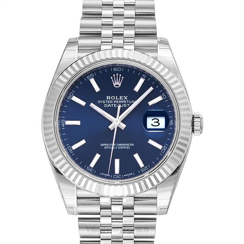 Rolex Datejust 126334 Blue Jubilee