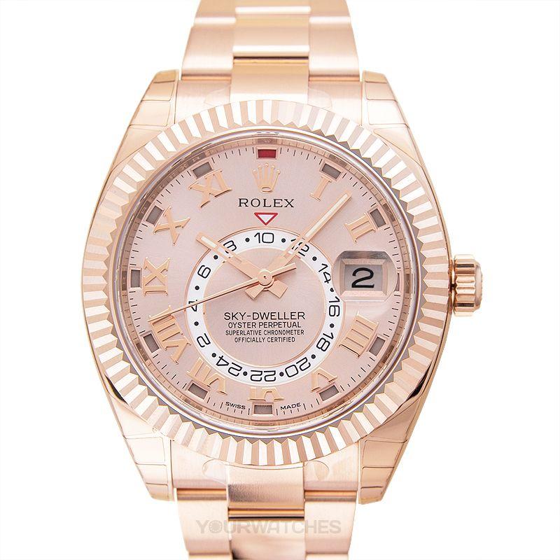 Rolex Sky Dweller 326935-0004