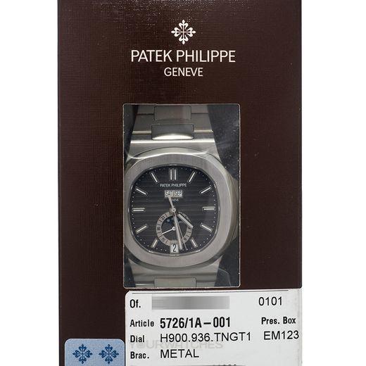 Patek Philippe Nautilus 5726/1A-001