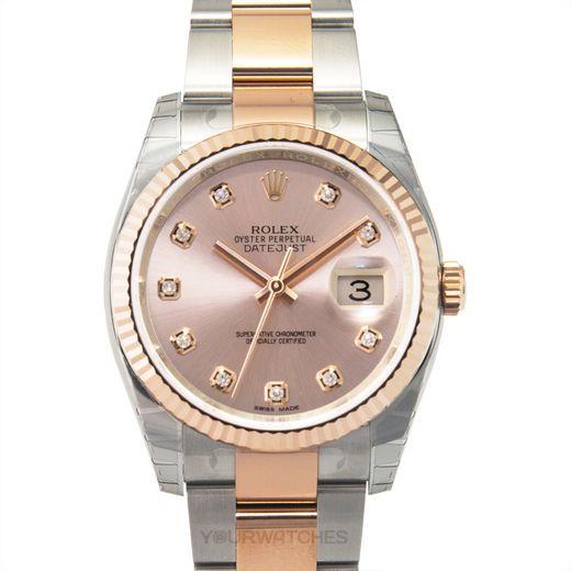 Rolex Datejust 116231-0073G