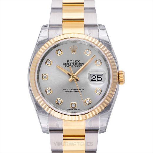 Rolex Datejust 116233-0179G