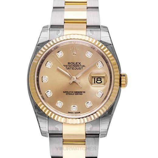 Rolex Datejust 116233-0191G