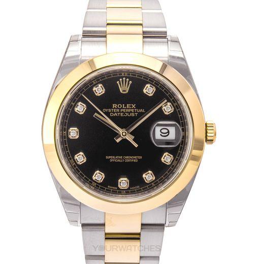 Rolex Datejust 126303-0005G