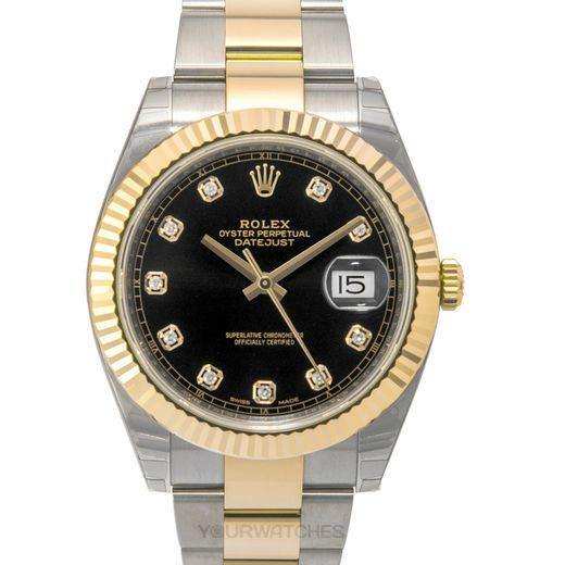 Rolex Datejust 126333-0005G