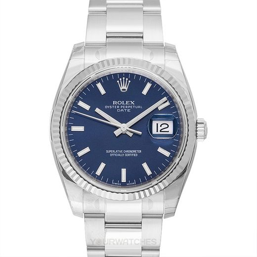 Rolex Oyster Perpetual 115234/5