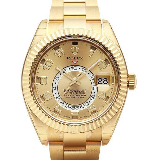 Rolex Sky Dweller 326938