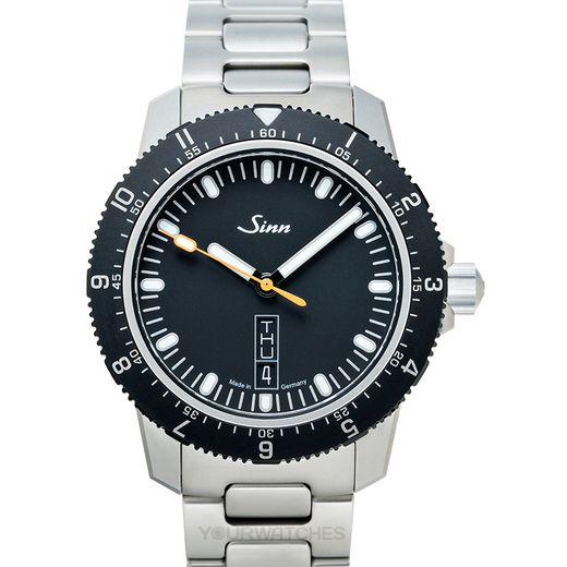Sinn Instrument Watches 105.010-Solid-2LSS