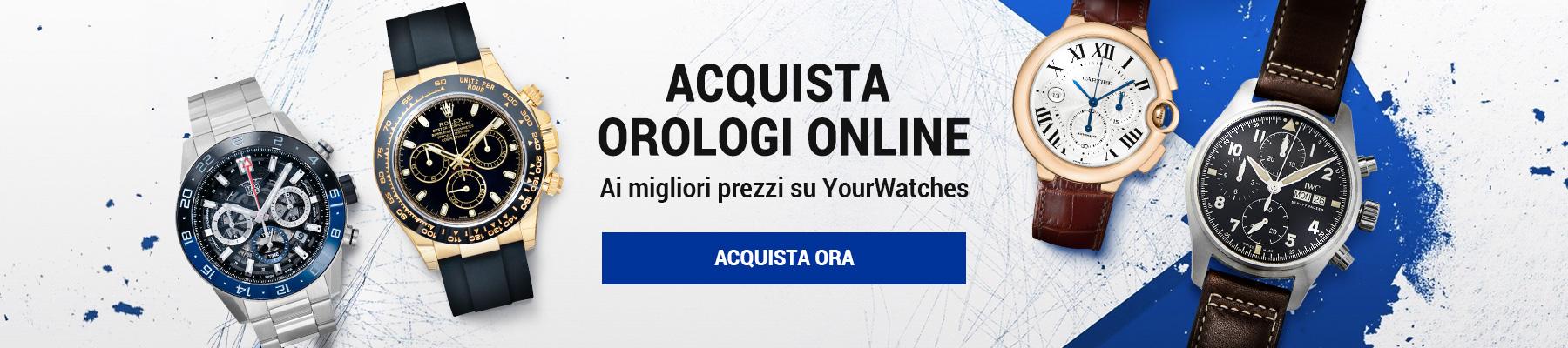 Acquista Orologi Online